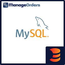 MySQL to ManageOrders Loader logo